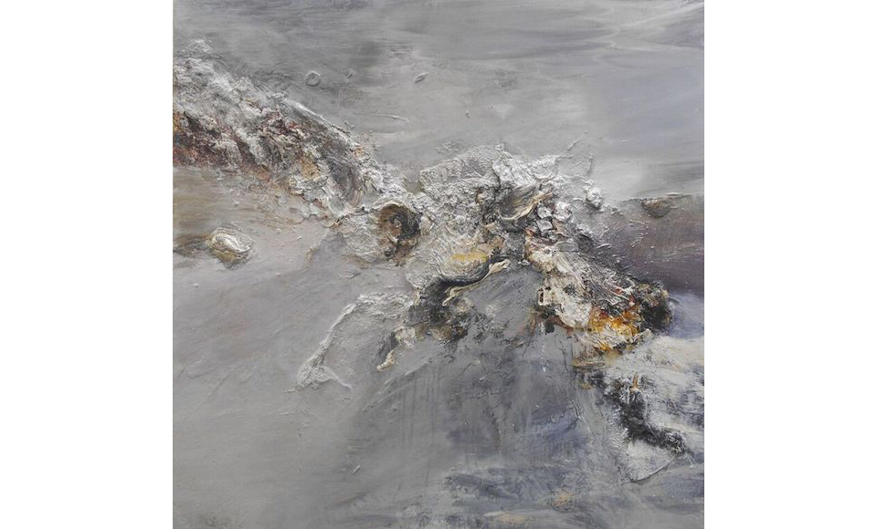 Oil on Canvas, 150x150cm, 2012